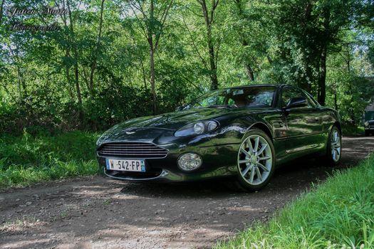 Aston Martin, machine, car