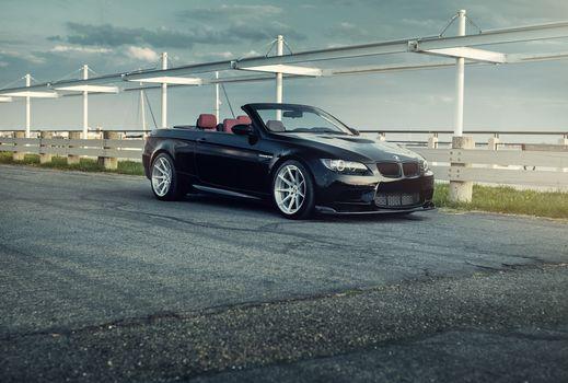 BMW, machine, car