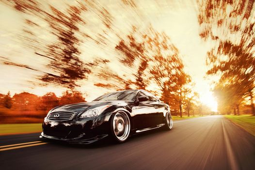 infinity, Infiniti, machine, car