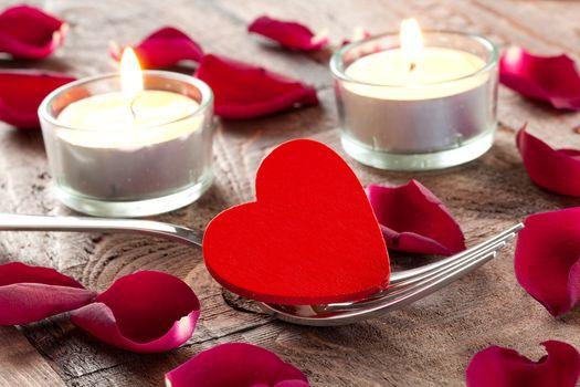 Personas by Kisenok, Valentine, Valentine's Day, holiday, heart, hearts, Heart, Candles