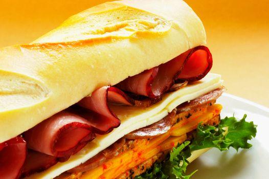 food, Food, cookery, Food, fast food, sandwich, bread