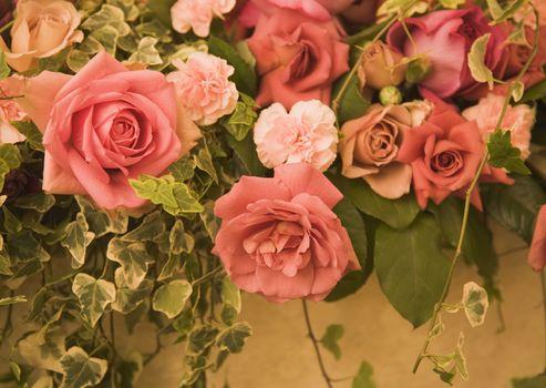 Flowers, flower, rose, Roses, bouquet, COMPOSITION