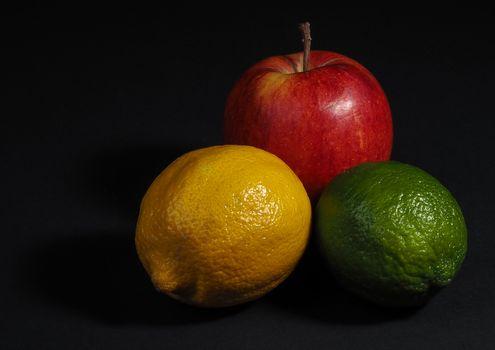 citrus, Lemon, apple, fruit