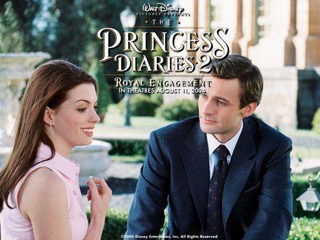 O Dirio da Princesa 2, The Princess Diaries 2: Royal Engagement, filme, filme