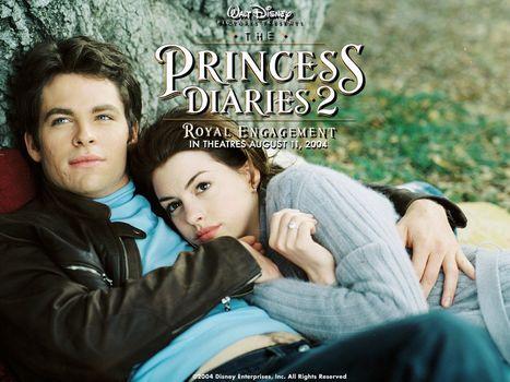 Как стать принцессой 2, The Princess Diaries 2: Royal Engagement, фильм, кино