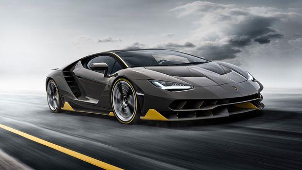 Forza Motorsport 7, Forza Motorsport, Lamborghini Centenario LP 770-4, Lamborghini, Centenario