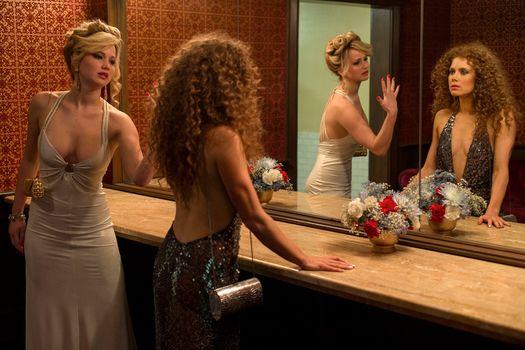 American Hustle, film, frame of film, drama, comedy