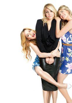 Другая женщина, фильм, мелодрама, комедия, Кэмерон Диаз, Лесли Манн, Кейт Аптон, постер