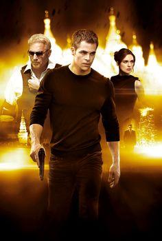 Джек Райан: Теория хаоса, боевик, триллер, фильм, кадр из фильма, Крис Пайн, Кира Найтли, постер