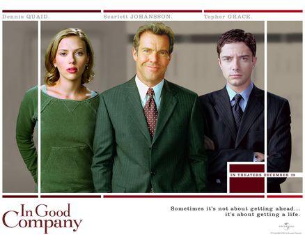 Крутая компания, In Good Company, фильм, кино
