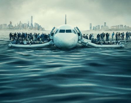 Sully, Miracle on the Hudson, aircraft, people