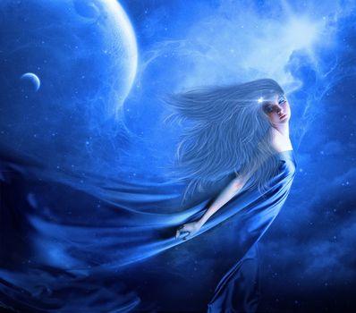 girl, beautiful girl, fairy