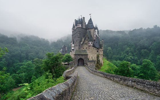 Eltz Castle, Germany, Eltz castle, Germany