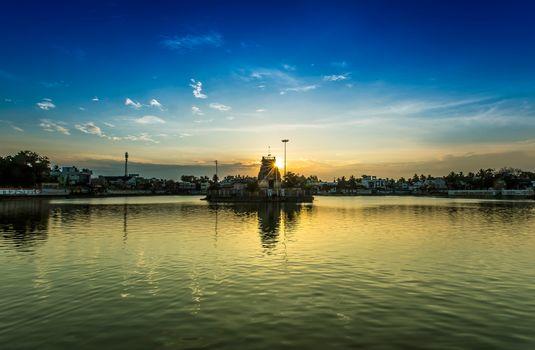 Temple de Shiva, Inde
