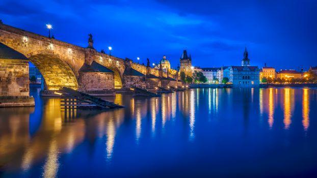 Karlov Most, Prague, Czech Republic
