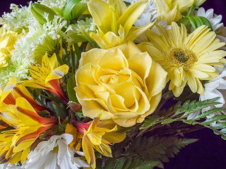 bouquet, flowers, flora