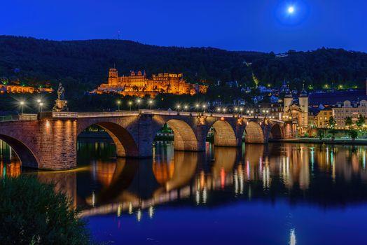 Heidelberg castle, Germany, Heidelberg