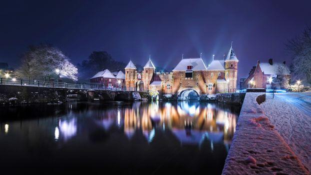 耦合端口, 阿默斯福特, 荷兰