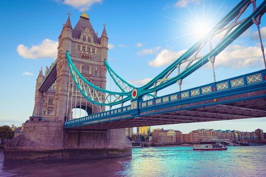 Tauэrskiy bridge, London, United Kingdom