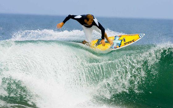 sportiv, valuri, surfing, var, ap, mare, ocean