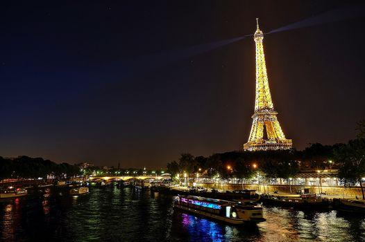 エッフェル塔, パリ, エッフェル塔, パリ, フランス