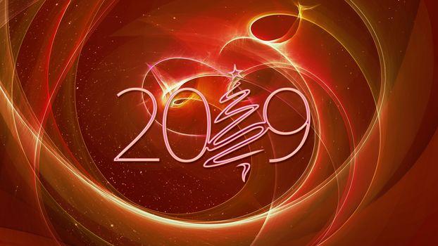 С Новым 2019! (UHD, 30 шт)
