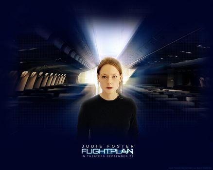 Иллюзия полета, Flightplan, фильм, кино