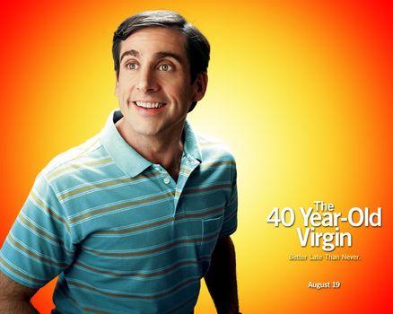 Сорокалетний девственник, The 40 Year Old Virgin, фильм, кино