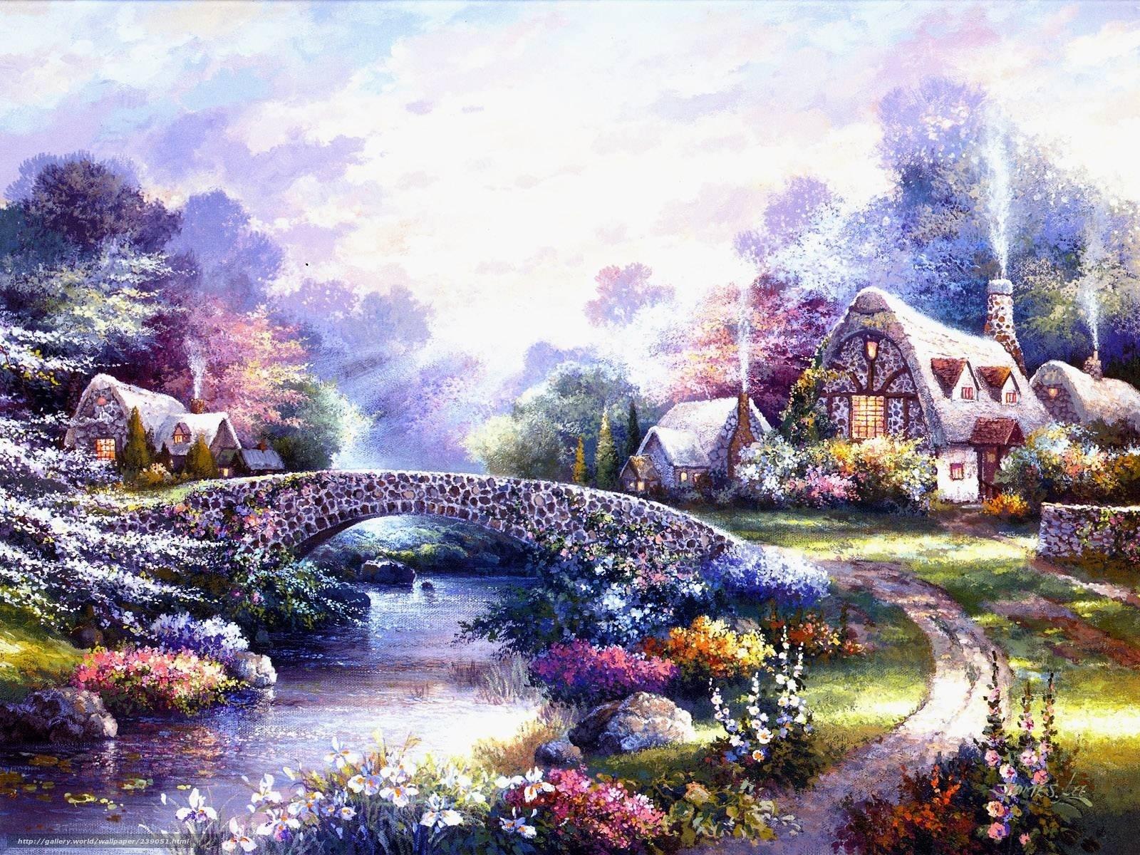 картинки сказочный мир цветов оплачивала наша