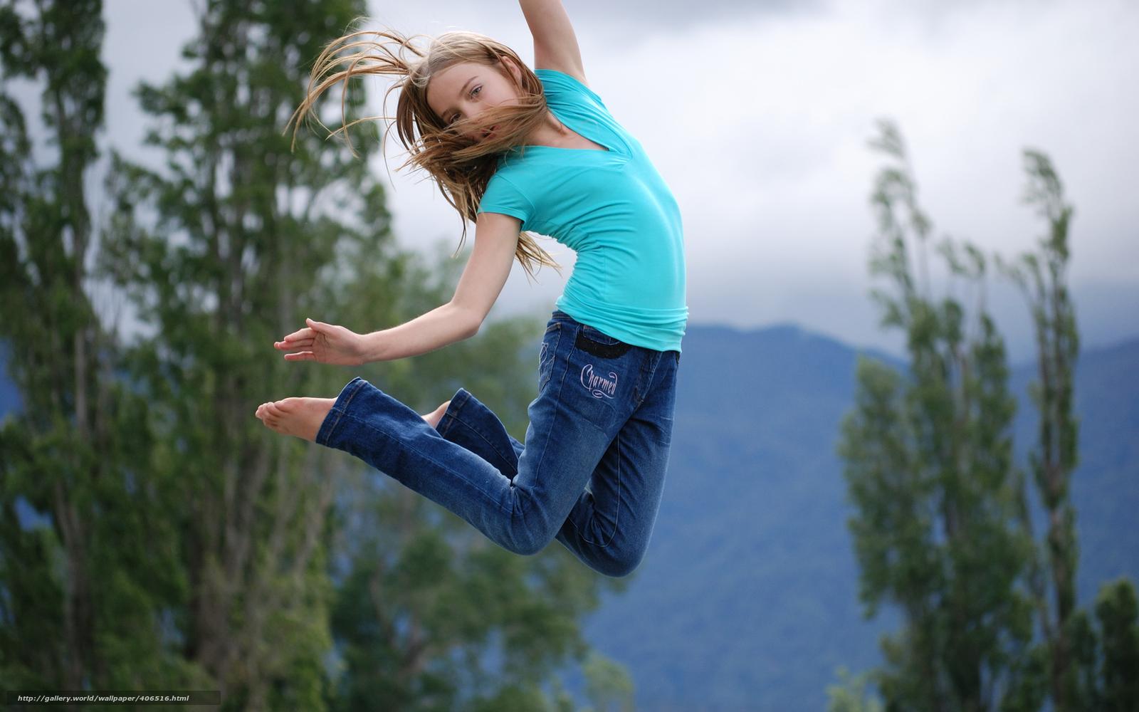 как красиво сфотографироваться в прыжке грифола курчавая или