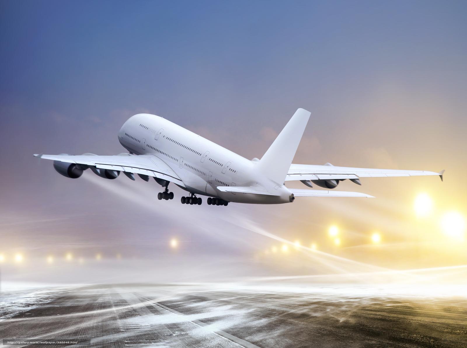 самолет взлет фото снегу анимация гиф