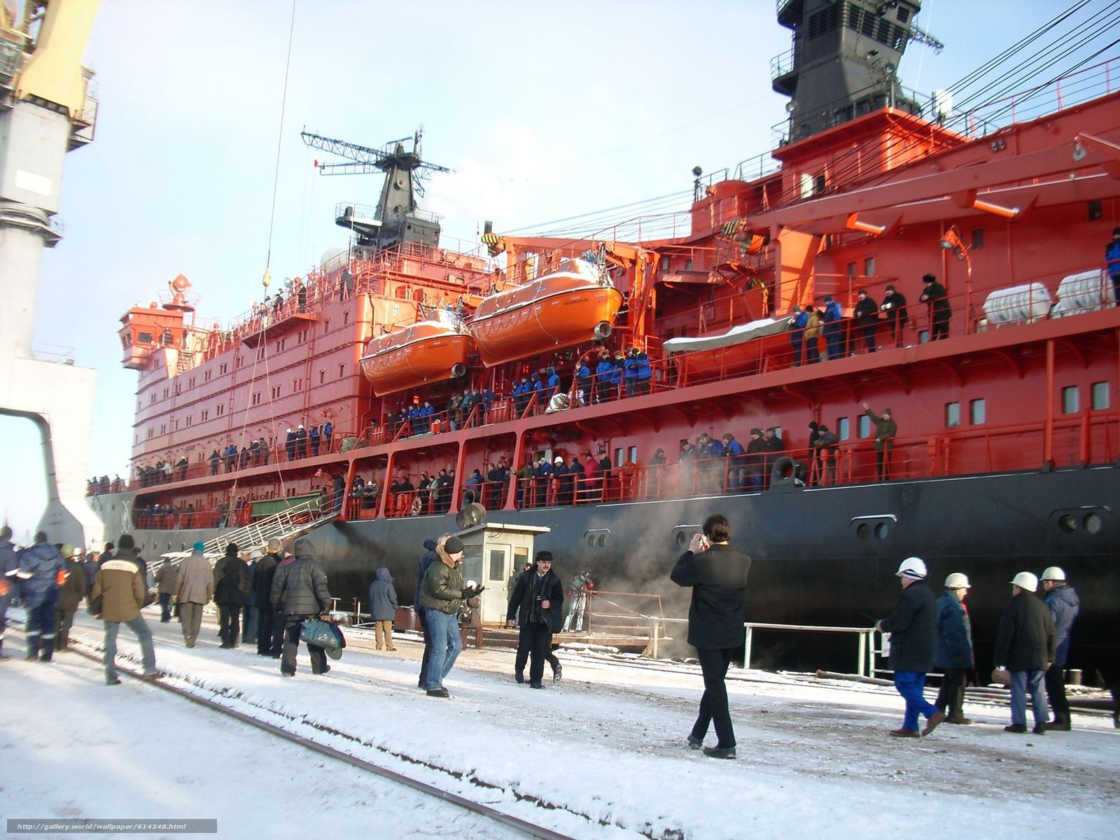 Ямал корабль фото