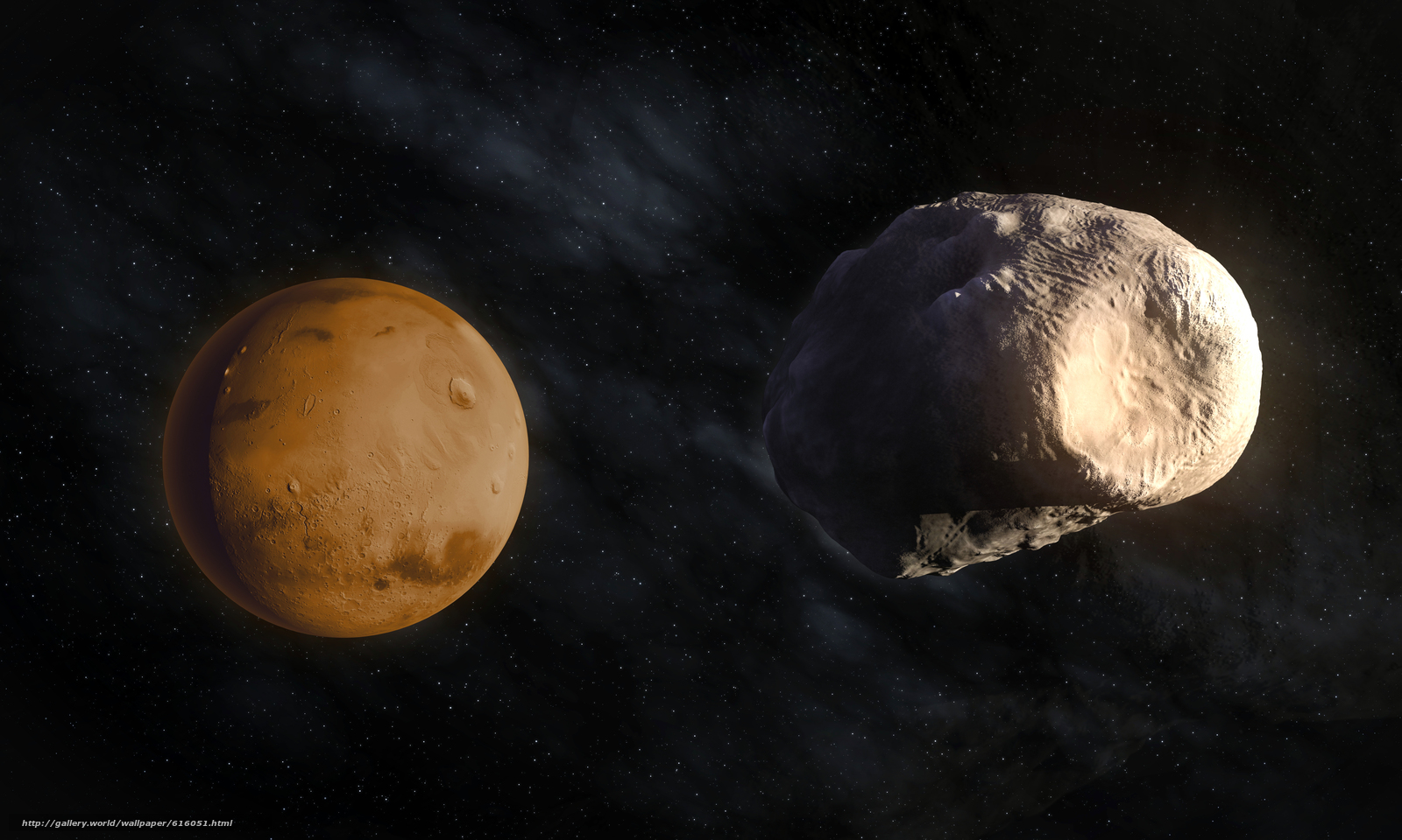 mars moons diameter - HD2560×1440