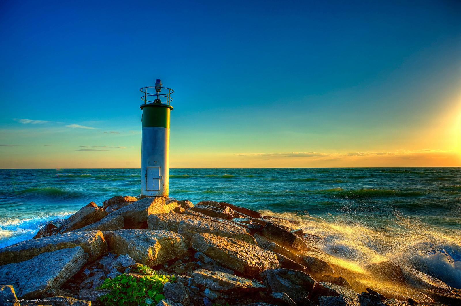 фото маяк на берегу моря фото полной мере