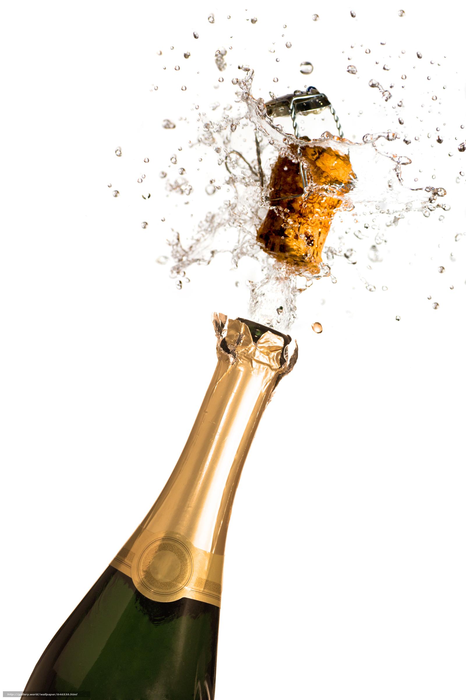 Сделать коробка, открытки бутылки шампанского