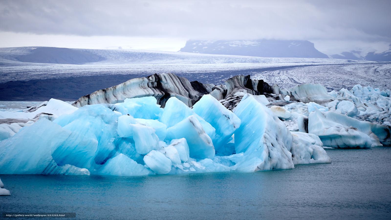 высококачественные фото ледников год