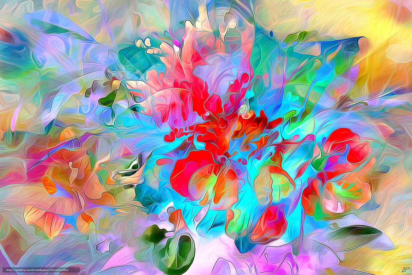 картинки красивые утренние цветные узоры каждой девушки