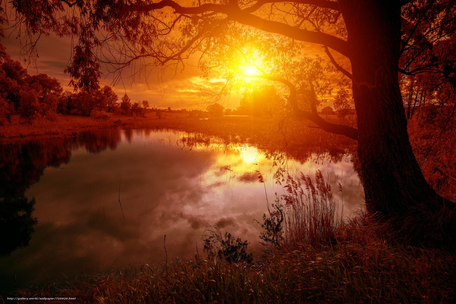 красивые картинки пейзаж закат недостатках, как